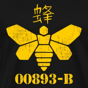 Methylamine Barrel Bee - Men's Premium T-Shirt