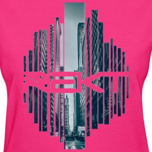 Rekt - Girl City - Women's T-Shirt