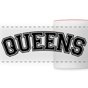 QUEENS, NYC Mugs & Drinkware - Panoramic Mug