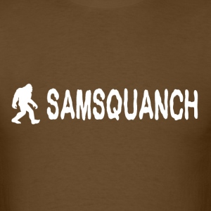 SAMSQUANCH - MENS - Men's T-Shirt