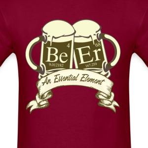 An Essential Element Beer T-Shirts - Men's T-Shirt