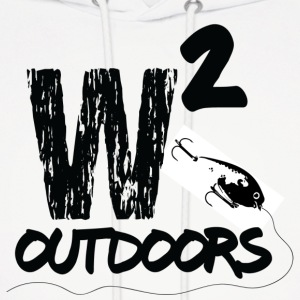 W2 Outdoors Hoodies - Men's Hoodie