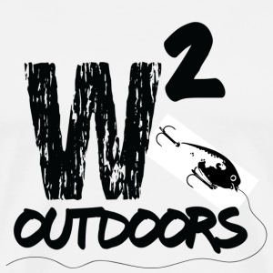 W2 Outdoors T-Shirts - Men's Premium T-Shirt