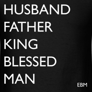 EMPOWERED Black Male Tee T-Shirts - Men's T-Shirt