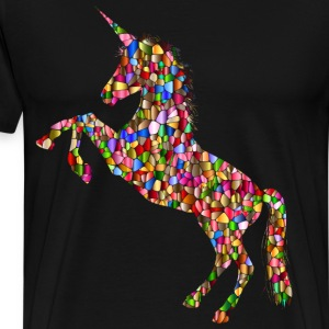 Men's Premium Unicorn T Shirt - Men's Premium T-Shirt