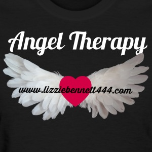 Womens Angel Therapy T shirt - Women's T-Shirt
