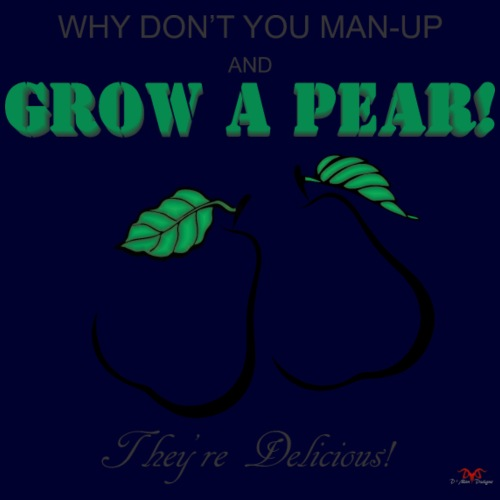Grow a Pear-light prints