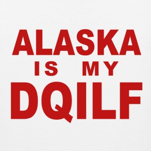 Alaska is my DQILF - Men's Premium Tank