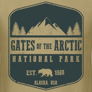 Gates of the Arctic T-Shirts - Men's T-Shirt