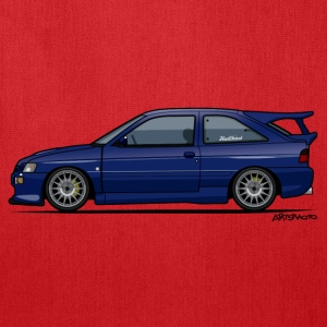 Escort Mark V RS Cosworth Pacifica Blue Bags & backpacks - Tote Bag