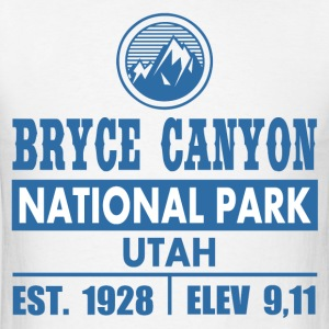BRYCE CANYON MOUNTAIN NATIONAL PARK UTAH,BRYCE CAN - Men's T-Shirt