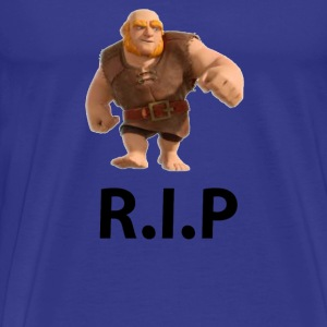 R.I.P Giant's - Men's Premium T-Shirt