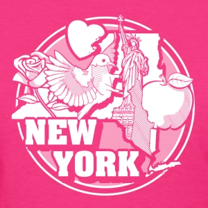 I NEW YORK LOVE - Women's T-Shirt