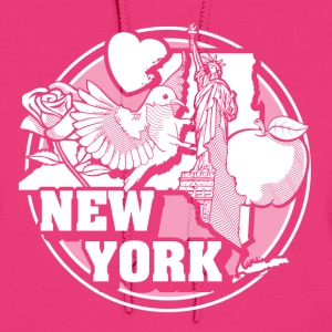 I NEW YORK LOVE - Women's Hoodie