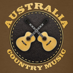 australia country - Men's T-Shirt