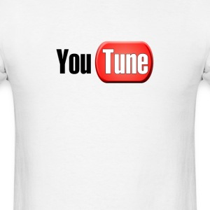 you tune - Men's T-Shirt