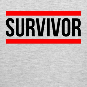 SURVIVOR Sportswear - Men's Premium Tank