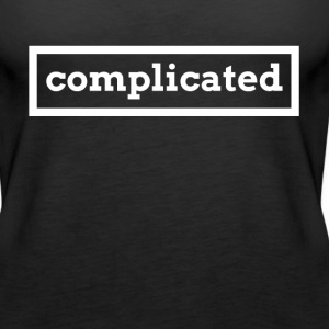 Complicated Tanks - Women's Premium Tank Top