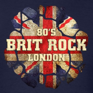 80's brit rock - Men's T-Shirt