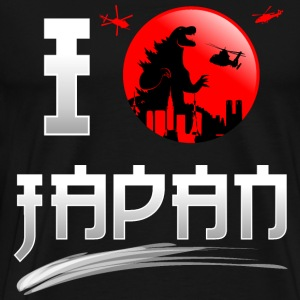 I Love Japan 01 - Men's Premium T-Shirt