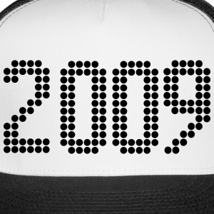2009, Numbers, Year, Year Of Birth Sportswear - Trucker Cap