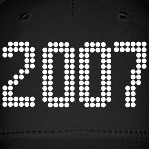 2007, Numbers, Year, Year Of Birth Sportswear - Baseball Cap