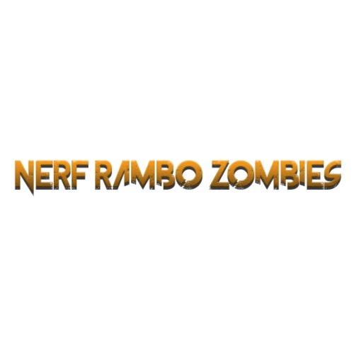 Nerf Rambo Zombies LOGO