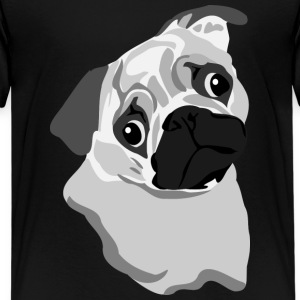 Pug - Kid's - Kids' Premium T-Shirt