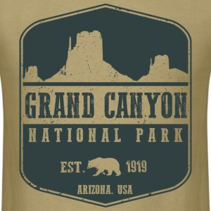 Grand Canyon T-Shirts - Men's T-Shirt