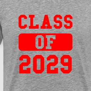 Class of 2029 - Men's Premium T-Shirt