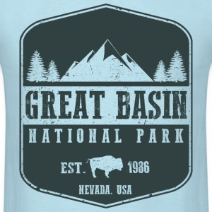 Great Basin National Park T-Shirts - Men's T-Shirt