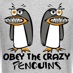 The Crazy Penguins - Crewneck Sweatshirt