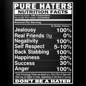 Pure Haters Facts Mugs & Drinkware - Full Color Mug