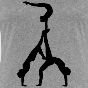 Acrobatic sports T-Shirts - Women's Premium T-Shirt