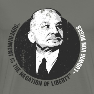 Mises T-Shirt - Men's Premium T-Shirt