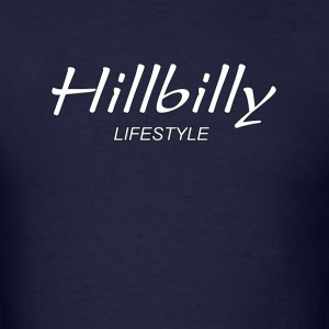 hillbilly - Men's T-Shirt