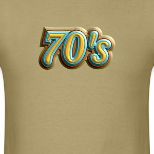 old 70's - Men's T-Shirt