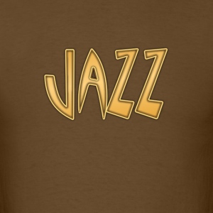cool jazz - Men's T-Shirt