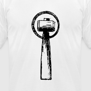 Sledge Hammer! - Men's T-Shirt by American Apparel