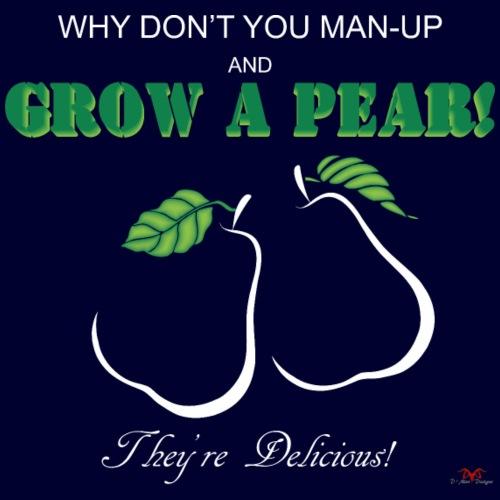 Grow a Pear-dark prints