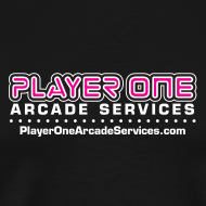 Design ~ Player One Dark Shirt