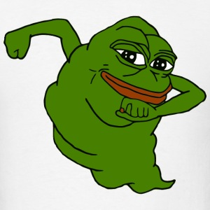 Slimer Pepe - Men's T-Shirt