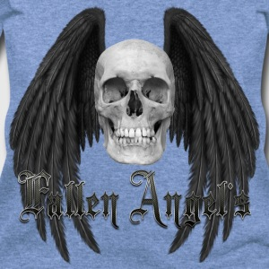 Fallen Angels C3 Long Sleeve Shirts - Women's Wideneck Sweatshirt