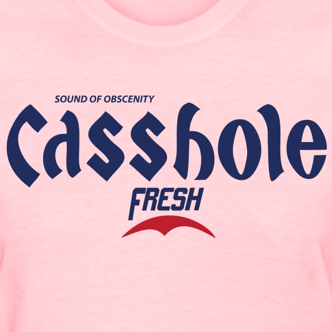 Casshole - K-Pop Fan Korean Beer Parody Shirt