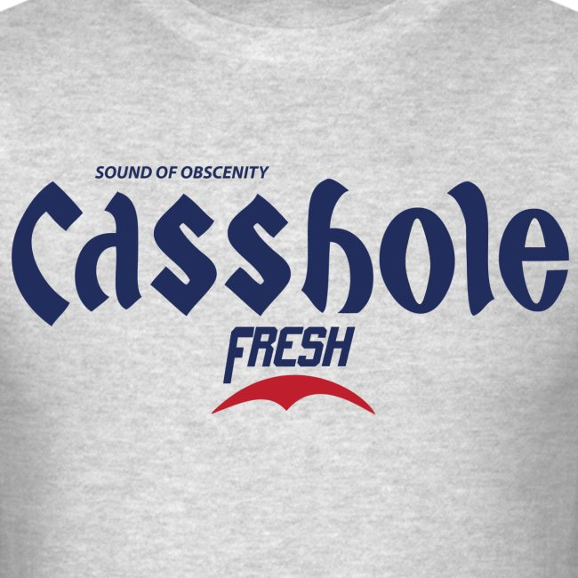 Casshole - K-Pop Fan Korean Beer Parody Shirt