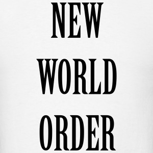 New World Order T-Shirts - Men's T-Shirt