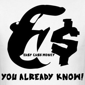 EASY CASH MONEY GRAPHIC TEE - Men's T-Shirt