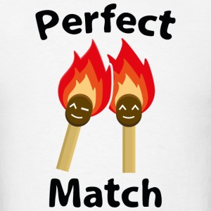 Perfect Match - Men's T-Shirt