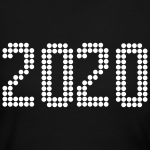 2020, Numbers, Year, Year Of Birth Long Sleeve Shirts - Women's Long Sleeve Jersey T-Shirt