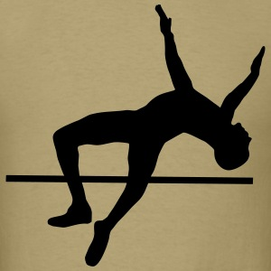 High Jump - men T-Shirts - Men's T-Shirt